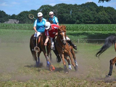 Dutch Open Polocrosse Otterlo